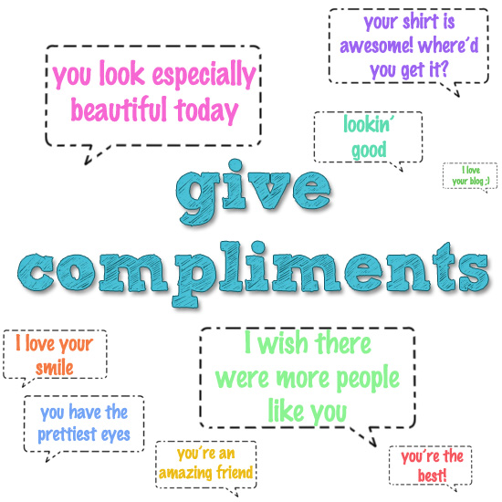 What Compliments To Give A Girl