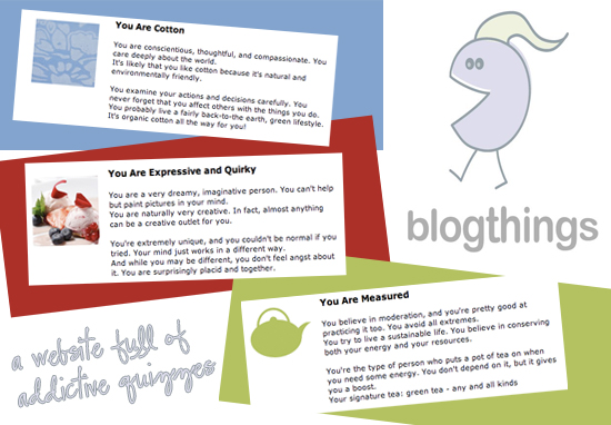 Four Leaf Clover Quizzes Galore At Blogthings