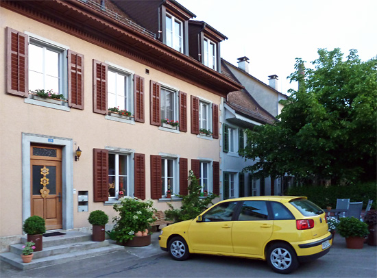 Can A  Year Old Rent A Car In Switzerland