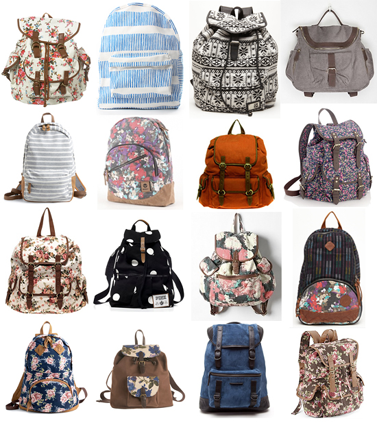Four Leaf Clover » Backpacks, rucksacks, whatever you call them… I ...